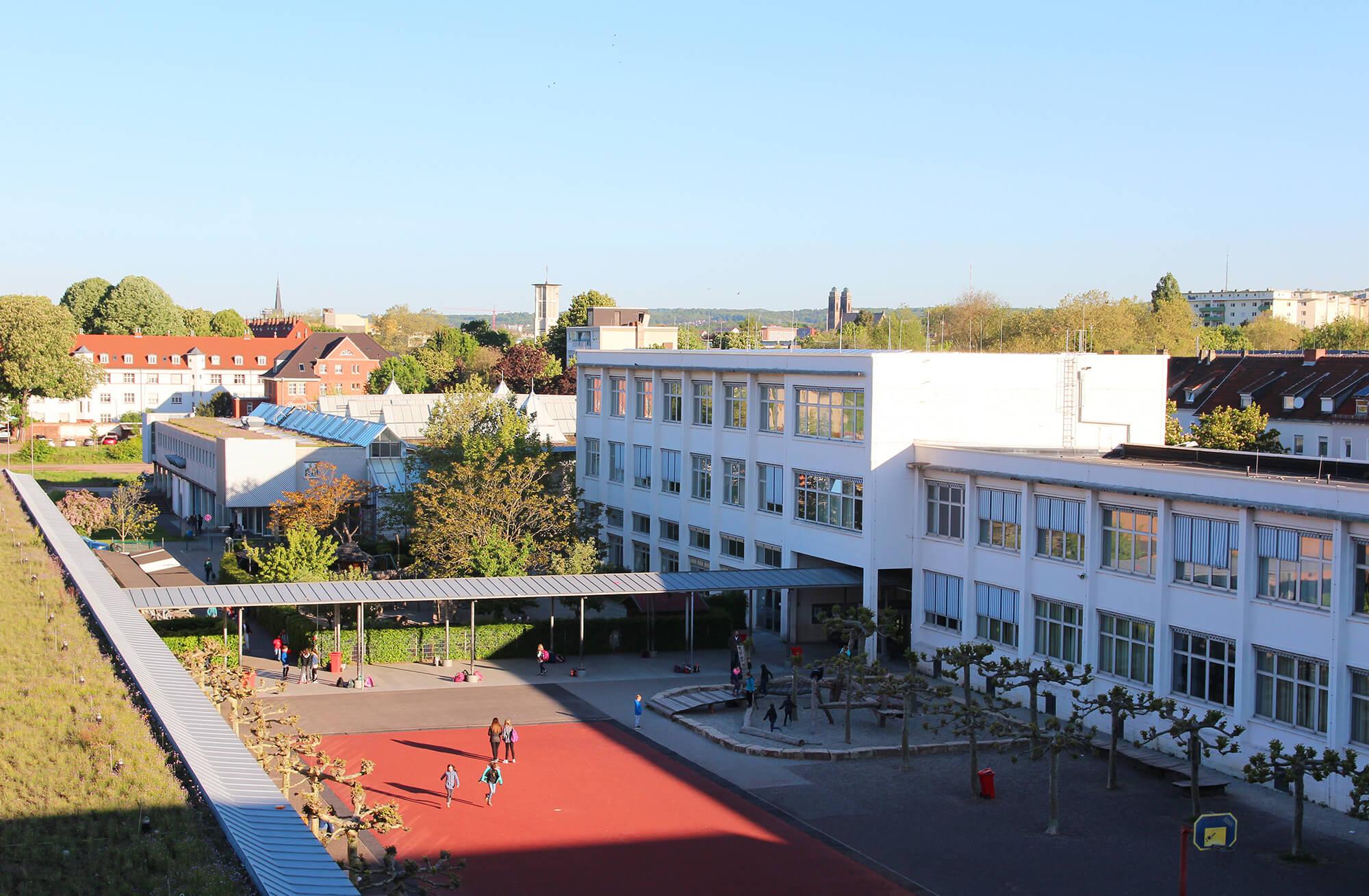 EFSD Sarrebruck Panorama